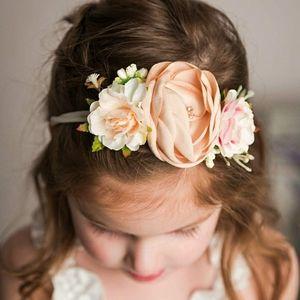 MLIGRIL | 3 pcs. Floral Headbands Flower Crown